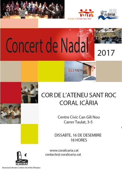 Concert de Nadal de 2017